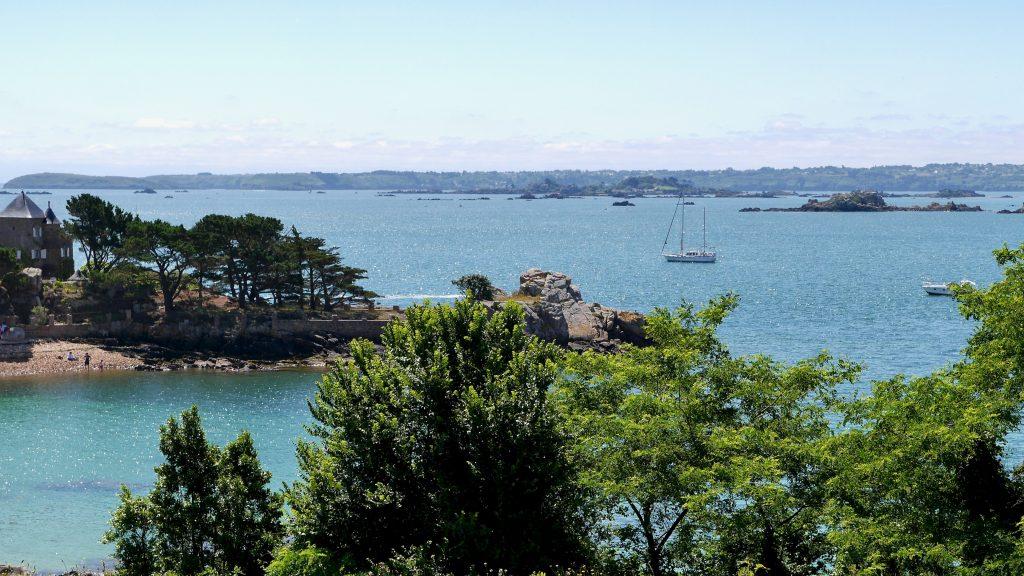 Suwena_Île de Bréhat - Bretagne - Ranska